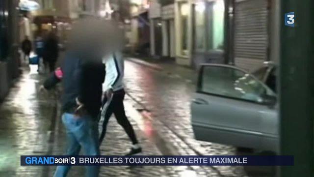 Bruxelles en état de siège
