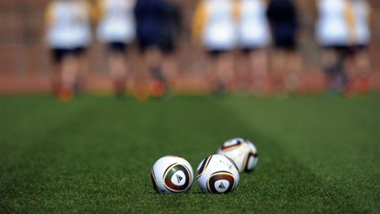 TF1, M6 et BeInSport auront les droits pour l'Euro 2012 et 2016 (STAN HONDA / AFP)