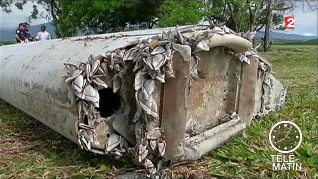 Vol MH370 : nouvelles révélations sur le crash de l'avion