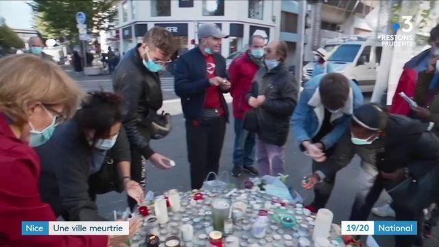 Attentat de Nice : une ville unie face à la violence de l'attaque