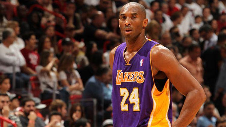 Kobe Bryant, le joueur des Los Angeles Lakers