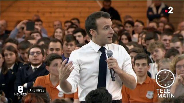 Grand débat : Macron doit séduire les maires ruraux en Indre