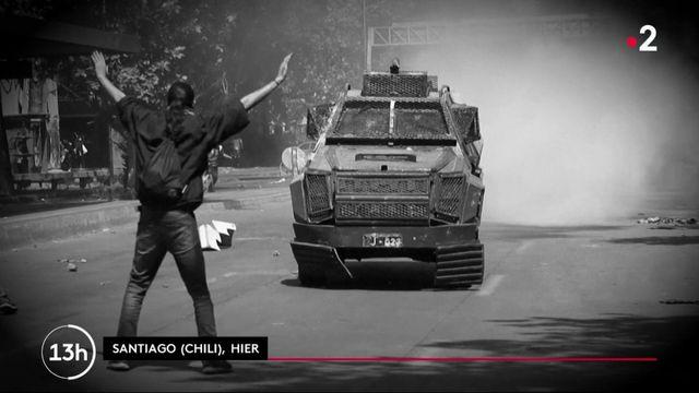 Chili : la colère sociale se fait entendre
