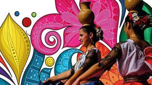 Affiche du festival Spectacles du Monde  (DR)