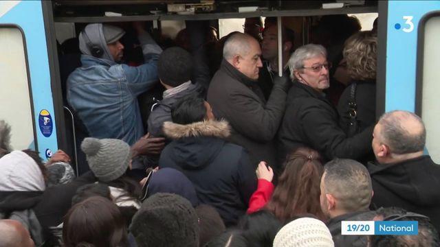 Grève : journée de galère pour les usagers du service public