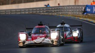 Arnold et Maxime Robin, accompagnés de Vincent Capillaire, sont allés au bout de leur rêve en terminant les 24 Heures du Mans 2021 (FREDERIC LE FLOC H / DPPI)