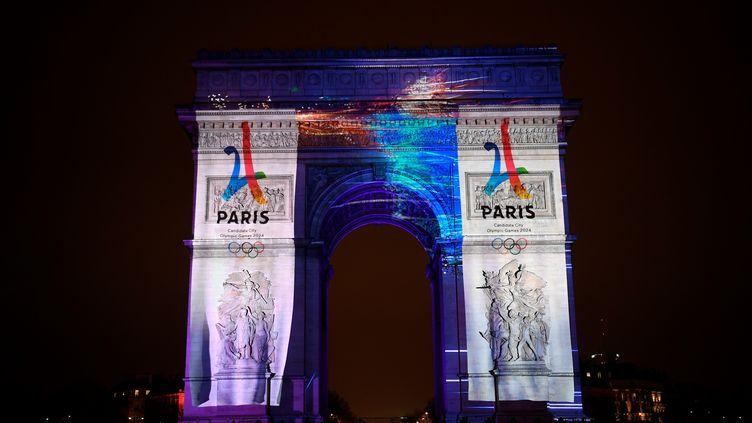Le slogan de Paris pour les Jeux Olympiques 2024 sera dévoilé ce vendredi 3 février. (LIONEL BONAVENTURE / AFP)