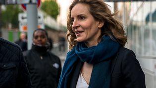 Nathalie Kosciusko-Morizet, le 23 avril 2017, à Paris. (DENIS PREZAT / CITIZENSIDE / AFP)