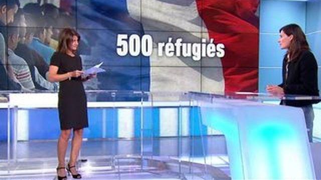 Pourquoi la France n'attire pas les réfugiés