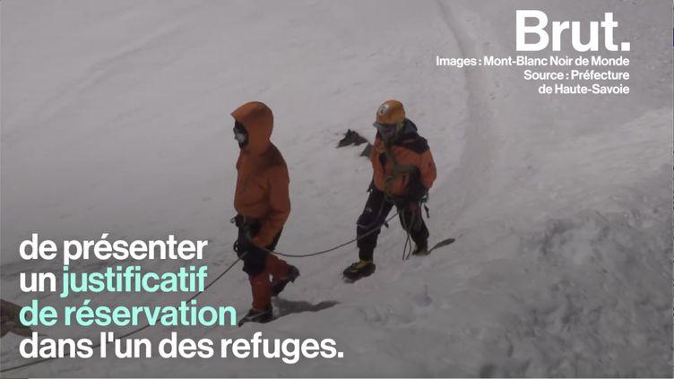 De nombreux sites naturels ont instauré des mesures visant à restreindre le tourisme de masse. Parmi eux, le mont Blanc. (BRUT)