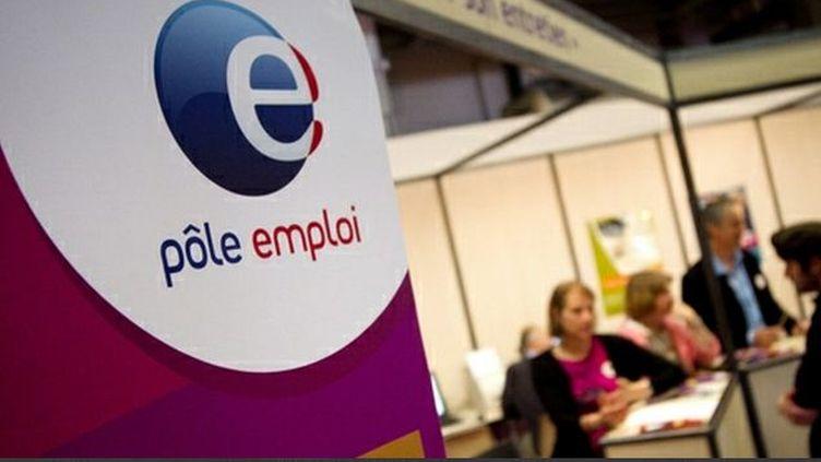Une agence de Pôle emploi à Paris le 7 janvier 2012. (SÉBASTIEN RABANY / PHOTONONSTOP)
