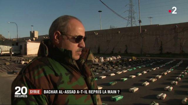 Syrie : Bachar Al-Assad a-t-il repris la main ?