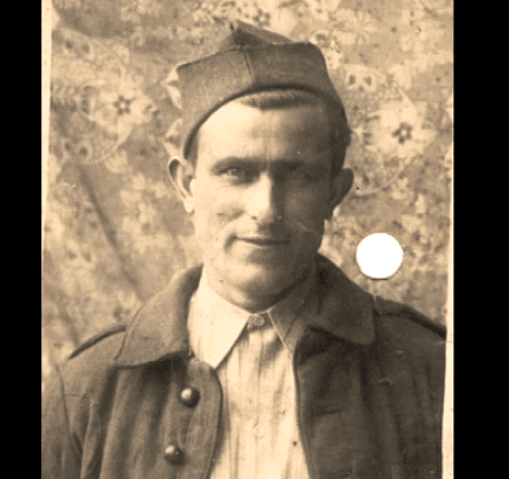 Théo, le père de Joseph Aulnette  (France3/Culturebox)