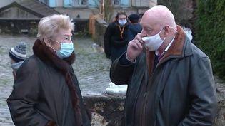 Covid-19 : les seniors dans l'attente du vaccin (France 3)