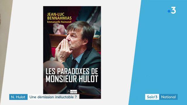 """Jean-Luc Bennahmias : Nicolas Hulot """"a été au bout"""""""
