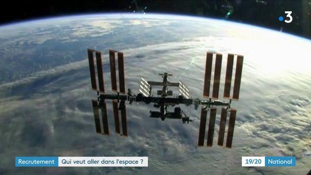 L'Agence spatiale européenne recrute ses futur(e)s astronautes