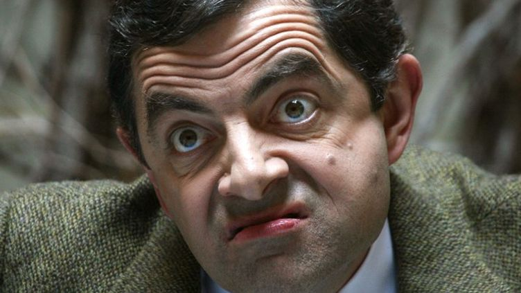 Rowan Atkinson, alias Mr Bean  (JOEL SAGET / AFP)