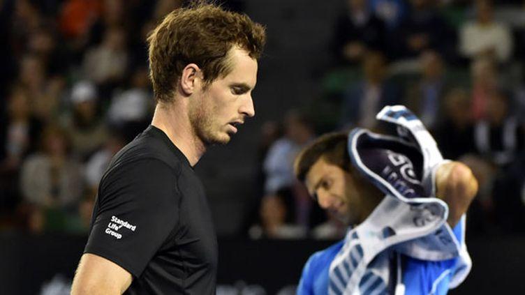 Andy Murray remonte à la 4e place de l'ATP