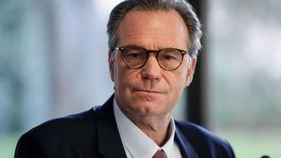 Renaud Muselier, le président LR de la région Paca, le 17 janvier 2019, à Paris. (THOMAS SAMSON / AFP)
