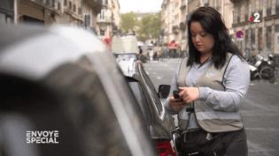 ENVOYÉ SPÉCIAL / FRANCE 2 Stationnement : quand les agents qui verbalisent sont eux-mêmes surveillés (ENVOYÉ SPÉCIAL  / FRANCE 2)