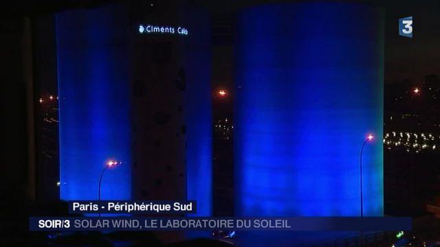 Solar Wind, le laboratoire du Soleil
