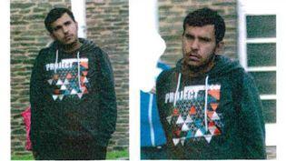 Jaber al-Bakr est soupçonné d'avoir voulu commettre un attentat terroriste en Allemagne, le samedi 8 octobre 2016 à Chemnitz (Saxe). (POLIZEI SACHSEN / DPA)