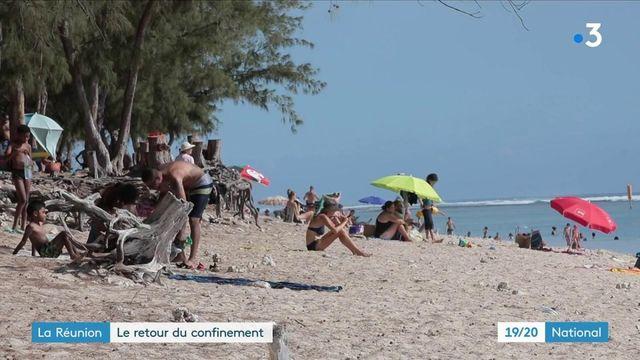 La Réunion : l'île est reconfinée avec la mise en place d'un couvre-feu