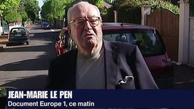 FN : Jean-Marie Le Pen en guerre contre sa fille