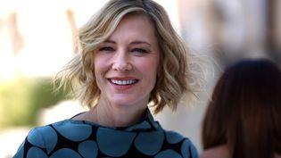 Cate Blanchett sera la présidente du jury du 71e Festival de Cannes  (Patrick Baz / AFP)