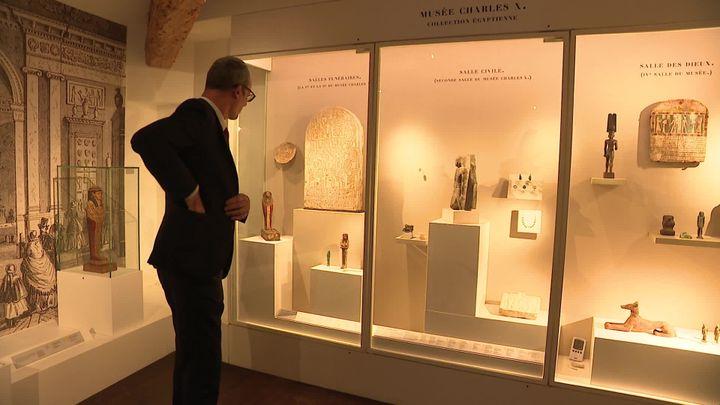 Musée Champollion - Vif (D. Semet. / France Télévisions)