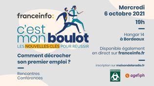 C'esr mon boulot, le 6 octobre 2021 à Bordeaux. (FRANCEINFO / RADIO FRANCE)