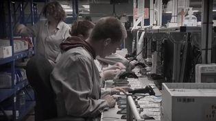 Basée dans la Manche, l'entreprise française Remade est en perte de vitesse après une forte croissance. Elle a annoncé à ses 400 employés qu'elle ne pourrait pas payer les salaires de septembre. (FRANCE 3)