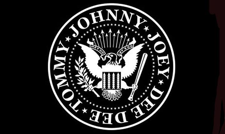 Le fameux logo des Ramones signé Arturo Vega.  (Ramones estate)