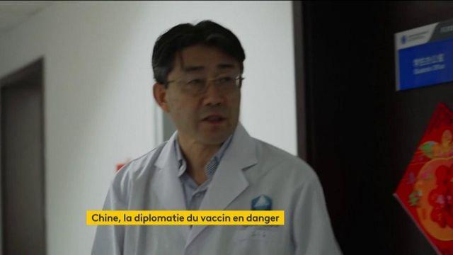 Covid-19 : les vaccins chinois seraient peu efficaces