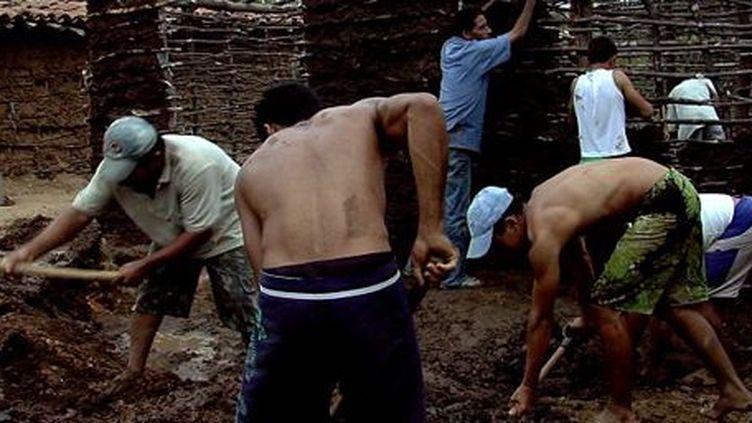 Capture d'écran du documentaire «Hautes terres». (FTV)