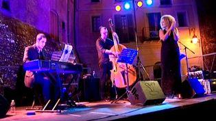 "Hommage à Billie Holiday à ""Jazz au château""  (France3/Culturebox)"