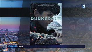 L'affiche du film Dunkerque (France 3)