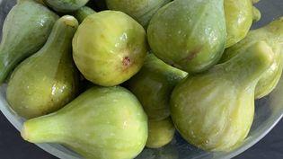 C'est l'époque des figues, fruit idéal pour la recette au sirop de Thierry Marx. (RF / BERNARD THOMASSON)