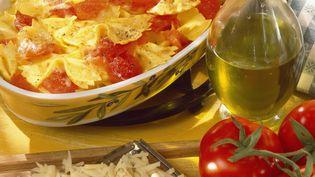 Le camembert râpé a une texture similaire à celle du gruyère râpé (photo d'illustration). (FABRICE SUBIROS / AFP)