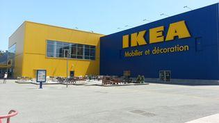 Le magasin Ikéa de Vedène (Vaucluse). (AURÉLIE LAGAIN / RADIOFRANCE)