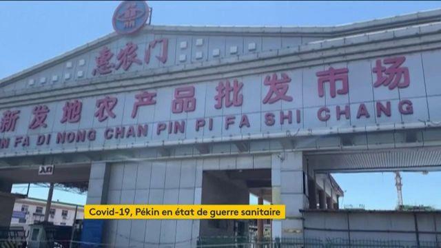 Coronavirus : Pékin en état de guerre sanitaire