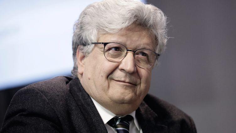 Elie Cohen en décembre 2014 (VINCENT ISORE / MAXPPP)
