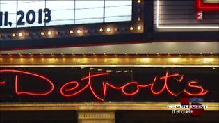 Detroit (Michigan) (FRANCE 2 / FRANCETV INFO)