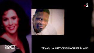 Envoyé spécial. Texas, la justice en noir et blanc (ENVOYÉ SPÉCIAL  / FRANCE 2)