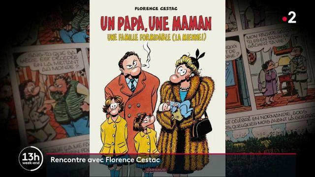 Culture : rencontre avec Florence Cestac et l'actualité de la semaine