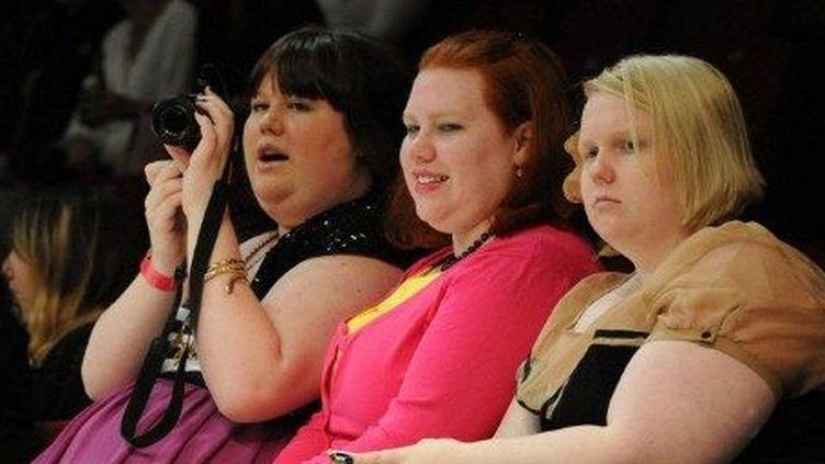 Un quartier de Londres veut faire baisser l'obésité des Anglais. (AFP)