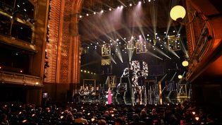 La cérémonie de la 32e édition des Molières avait eu lieu en juin 2020. (ANNE-CHRISTINE POUJOULAT / AFP)