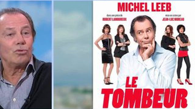 "Michel Leeb ""Le Tombeur"""