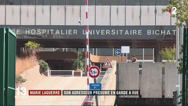Marie Laguerre : son agresseur présumé en garde à vue