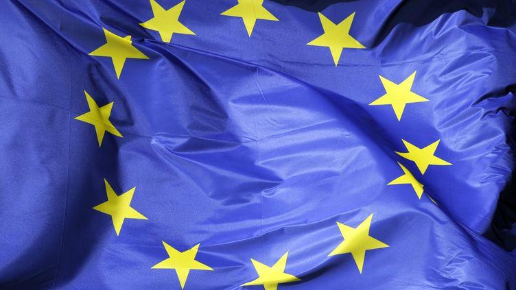 Drapeau de l'Union Européenne. (MAXPPP)